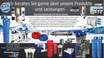Umkehr Osmose Wasseranschluss Anschlussadapter 3 8 Absperrhahn Sbs