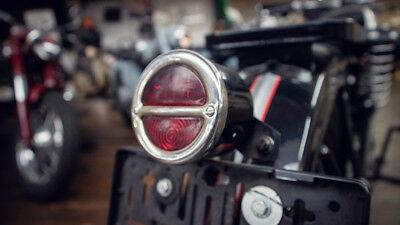 Puch 200 Oldtimer Motorrad 1939 Original Österreichischer Kraftfahrzeugbrief 11