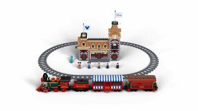 LEGO® 71044 Disney Zug mit Bahnhof inkl. PowerUp I NEU OVP I BLITZVERSAND 2