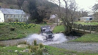 September 2019 Land Rover Driving Experience any Saturday. 6
