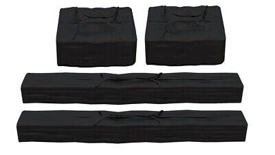Taschen Set Zelttasche Vorzelt Gestängetasche Camping Gestängesack Planen Zelt