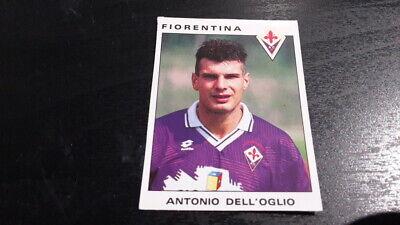 1991-92 Squadra FIORENTINA Calciatori Panini SCEGLI *** figurina con velina ***