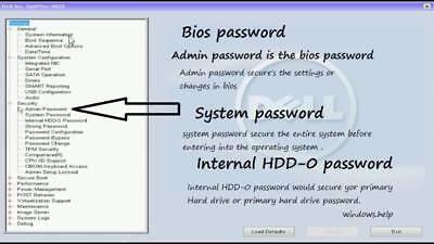 DELL Bios Unlock / Removal Type  D35B / 1D3B / 1F66 /6FF1 3