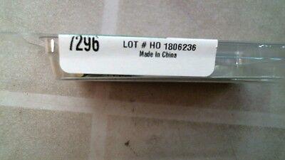 Hillman 7296 Brass Flat Head Phillips Wood Screw, 12 x 1-Inch, 2-Pack, FREE SHIP