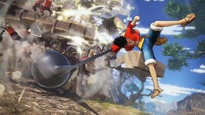 One Piece Pirate Warriors 4 (PS4 Disc) 2
