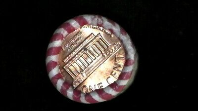 1980 P Bu Lincoln Memorial Cent Roll Rare Sealed Unsearched K-Date Private Rolls 7