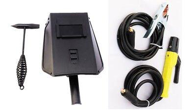 200Amp Mma/Lift Tig Dc Inverter Welder Duty Cycle 60% Welding Machine  + Mma Kit 6