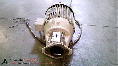 Lincoln Tf4362C, Motor, 15 Hp, 40 Amp, 1750 Rpm, 230/460V, 3 Phase #232972 2