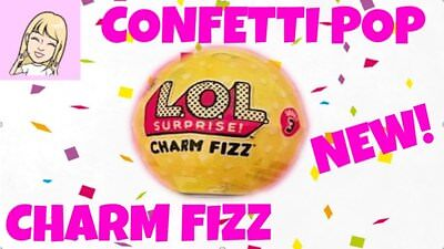 New Sealed Lol Surprise Charm Fizz Ball Series 3 6 99 Picclick