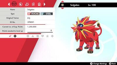 Pokemon Sword & Shield ⚔️ All Legendary Pokemon!🔥 Shiny✨6IV! + 21 Master Balls! 2