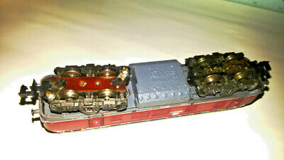 Riflettente SORA Vetrinetta Trenino Scartam H0  Singolo Scomparto 99cm Retro