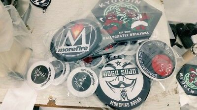 10x Custom Embroidered Patches Up To Sublimation Woven Patch badge