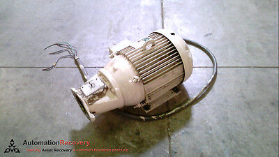 Lincoln Tf4362C, Motor, 15 Hp, 40 Amp, 1750 Rpm, 230/460V, 3 Phase #232972 4