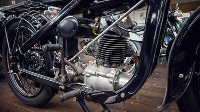 Puch 200 Oldtimer Motorrad 1939 Original Österreichischer Kraftfahrzeugbrief 9