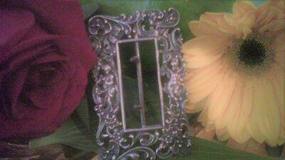 Antique Art Nouveau Gorham 925 Sterling Silver Cupid Belt Buckle Repoussé 1896 2