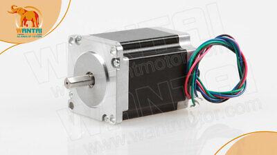 3PCs Nema23 Stepper Motor  4A 1.25N.M 6.35mm Single flat Shaft cnc 57BYGH440 2
