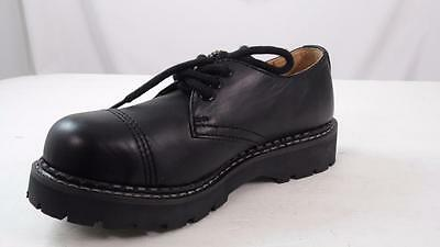 Grinder Regent CS Black Oxford Unisex Shoe Steel Toe Cup