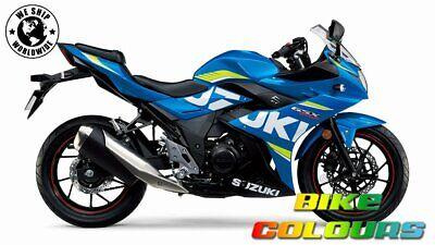 SUZUKI TOUCH UP PAINT GSXR600//750//1000 ETC DEEP BLUE.