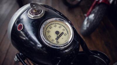 Puch 200 Oldtimer Motorrad 1939 Original Österreichischer Kraftfahrzeugbrief 5