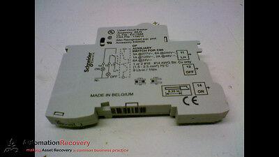 SCHNEIDER ELECTRIC C60 10A MINIATURE CIRCUIT BREAKER   W163