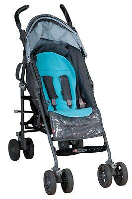 Universal Pram Car Seat Buggy Liner Insert Stroller Reduces Pressure Cotton 4