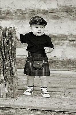 Scottish Baby Kilt 12-24 Month 40 Tartans  Plaids Christmas? Shower? Christening