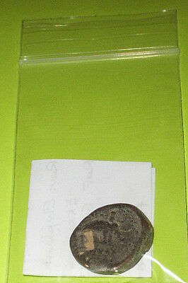 Antiochos III Megas 222 BC-187 BC Greek Coin elephant with rider Seleucid nice G 4