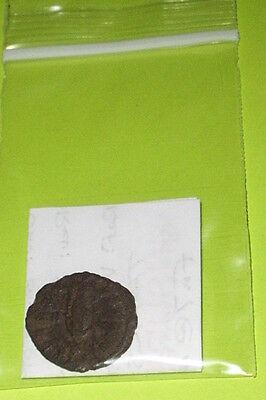 RARE Ancient ROMAN COIN securitas GALLIENUS 253-268 AD column old treasure money 4