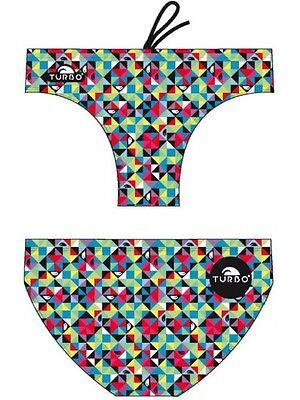 fd0dbab283e7 ... Costume da bagno slip tecnico uomo mare piscina TURBO Swimsuit Origami 3
