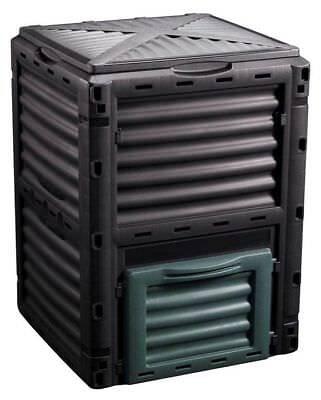Komposter Thermokomposter Kompostbehälter Box Wetterfest Kompost Behälter Neu