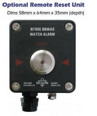 navitron nt990 BNWAS RST WATCH ALARM optional remote reset unit 3