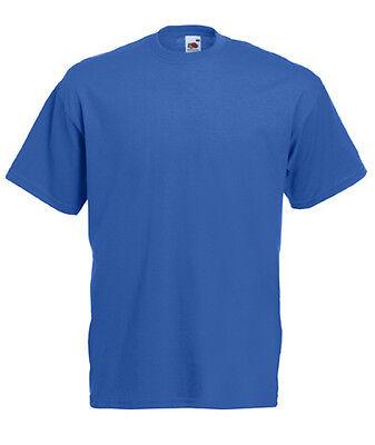 Kids Plain T-Shirt Boys Girls TShirt Age 1 2 3 4 5 6 7 8 9 10 11 12 13 14 15 4