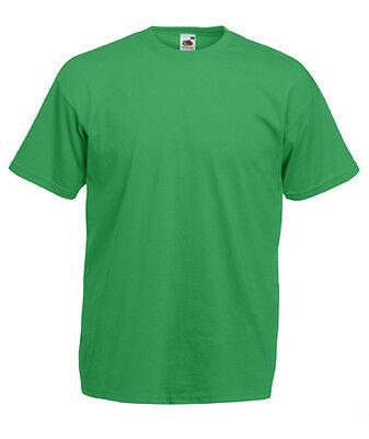 Kids Plain T-Shirt Boys Girls TShirt Age 1 2 3 4 5 6 7 8 9 10 11 12 13 14 15 10
