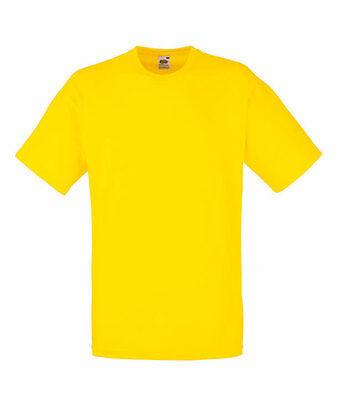 Kids Plain T-Shirt Boys Girls TShirt Age 1 2 3 4 5 6 7 8 9 10 11 12 13 14 15 2