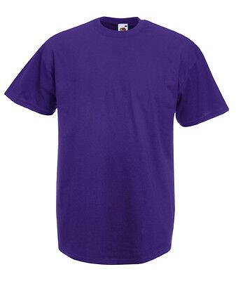 Kids Plain T-Shirt Boys Girls TShirt Age 1 2 3 4 5 6 7 8 9 10 11 12 13 14 15 7
