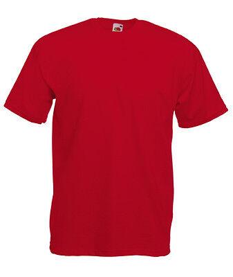Kids Plain T-Shirt Boys Girls TShirt Age 1 2 3 4 5 6 7 8 9 10 11 12 13 14 15 5