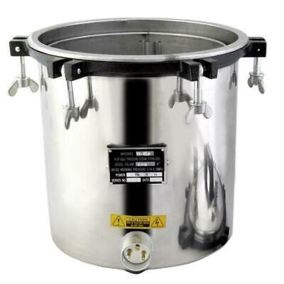 8/12/18/24L 304 Stainless Autoclave Steam Sterilizer Dental Medical Equipment 2