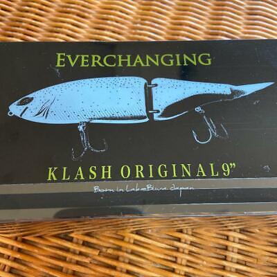 DRT Klash 9 256 Swimbait Fishing Lure New