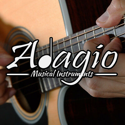 Adagio Pro ACOUSTIC GUITAR Strings Set Extra Light 10-47 Phosphor Bronze Pack 4