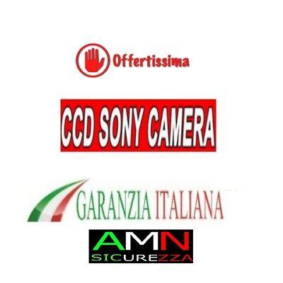 Kit  Videosorveglianza Wireless Ip Ahd Hd 4 Telecamere Professionali 6 Led Array 3