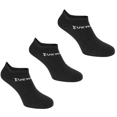 3 Pack Boys Girls Low Cut Ankle Trainer Socks Sizes C8-C13  Junior 1-6 10