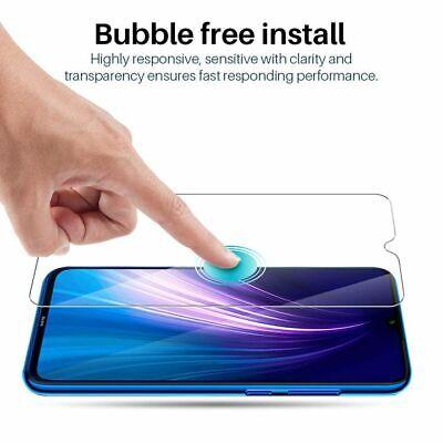 Vitre Film Protection Verre Trempe Xiaomi Redmi Note 8 Pro/8T/Note 7/5/Prime/4X 7