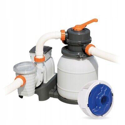 Bestway Pompe Filtre A Sable Chemconnect Filtre Poolreinigung Pompe Eur 262 49 Picclick Fr