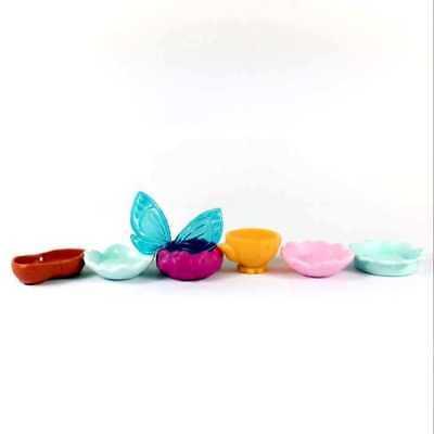 Random 10pcs Littlest Pet Shop LPS  Playset Accessories Sofa Bag Cool Plates 5