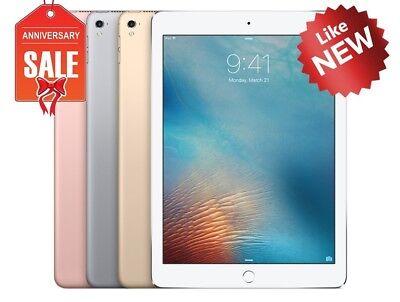 "Apple iPad Pro 9.7"" Wifi + Cellular Unlocked, Gray Silver Gold Rose - 32GB 128GB 2"