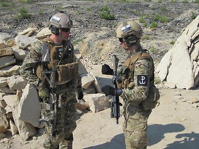 original polish army pants shirt uniform multicam special forces
