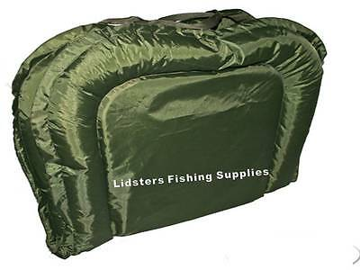 NGT Carp Fishing Beanie Unhooking Large Mat 110cm x 60cm + 8 inch Curved Forceps 3