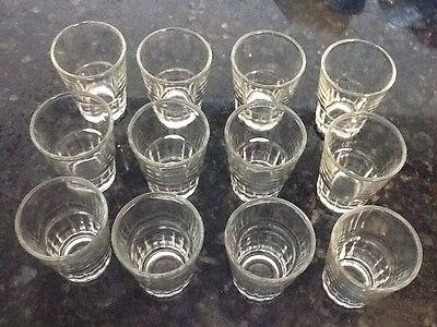 42 Shot Glasses 1.5 oz Glass Barware Shots Drink Whiskey Vodka Restaurant Supply 9