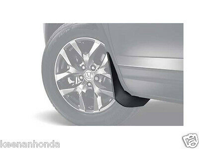 2016 HONDA PILOT SPLASH GUARD SET OEM