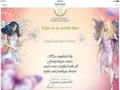 Code 488 UNICORN MAGIC Crystal Infused Necklace Mythical Spiritual Faith Peace